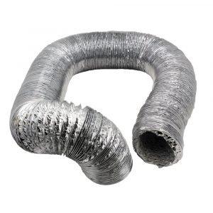 """#013-3100-M - Flexible Air Duct, 4"""" x 25'"""