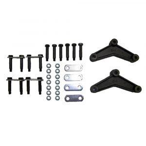 "#014-121097 - 15"" Tandem A/P Kit 33"" Axle Spacing Eq-104"