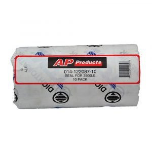 """#014-122087-10 - Double Lip Grease Seal for 2800-3500K I.D. 1.719"""", 10 Pack"""