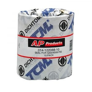 """#014-122088-10 - Double Lip Grease Seal for 5200/6000/7000 I.D. 2.25"""", 10 Pack"""