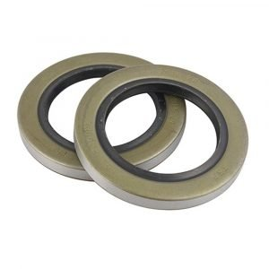 """#014-122088-P - Double Lip Grease Seal for 5200/6000/7000 I.D. 2.25"""", 2 Pack"""