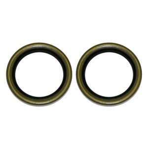 #014-139514-2 - Double Lip Grease Seal for 2200 lb., 2 Pack