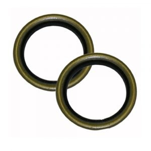 #014-139514-P - Double Lip Grease Seal, 1.50 Shaft, 1.987 OD Bt16